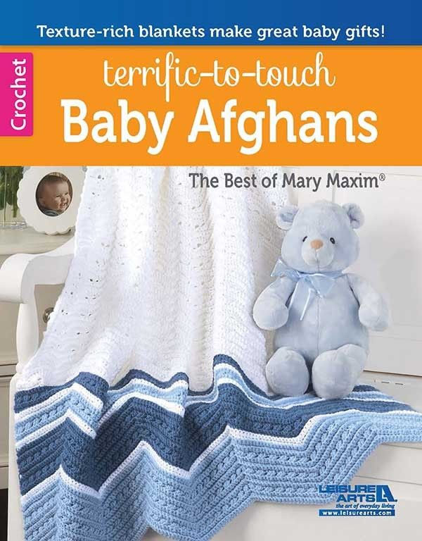 Terrific-to-Touch Baby Afghans   Pinterest   Pilares, Frazada y Manta