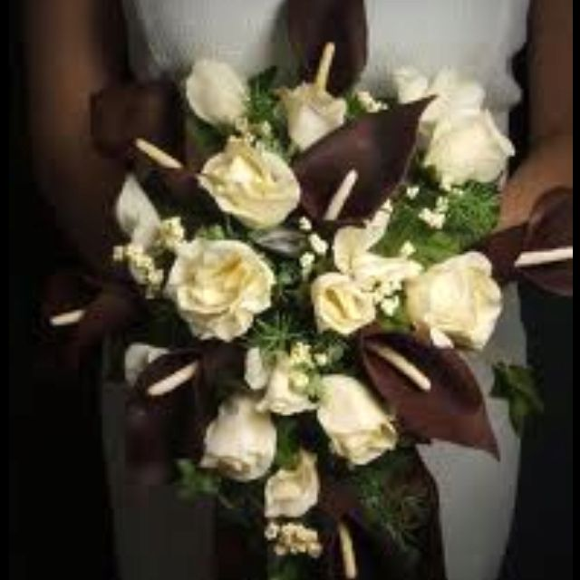 I love this bouquet