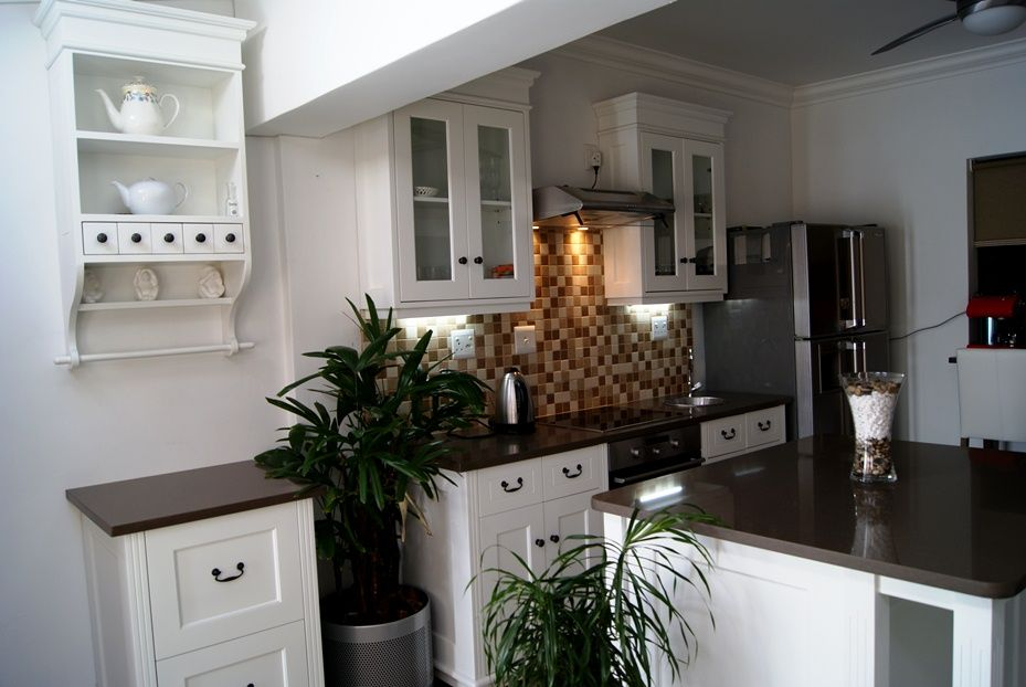 A Small Contemporary French Kitchen In Johannesburg, Made By Nick U0026 Nelly  Joinery