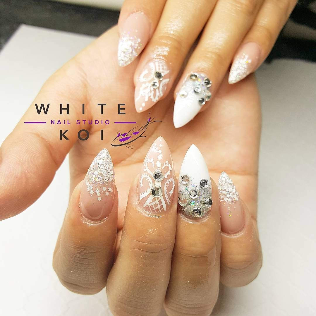 Pin by Saidata Kanu on accessories in 2021 | Swag nails