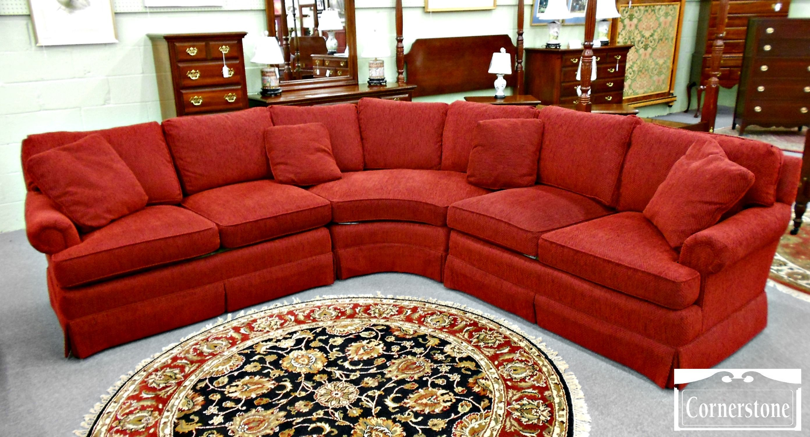Awesome Furniture Curved Red Velvet Sectional Sofa Having Square Rd Ibusinesslaw Wood Chair Design Ideas Ibusinesslaworg