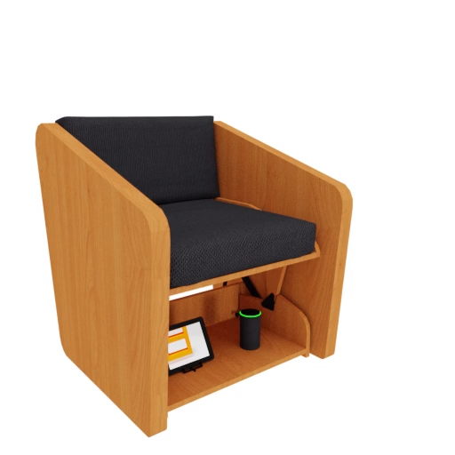 Looking to save space in your living room? Say hello to our model Capuccino! a sofa-table to have your living-room devices like phone, remote controls, voice assistance, etc + an extra seat for when you need one.