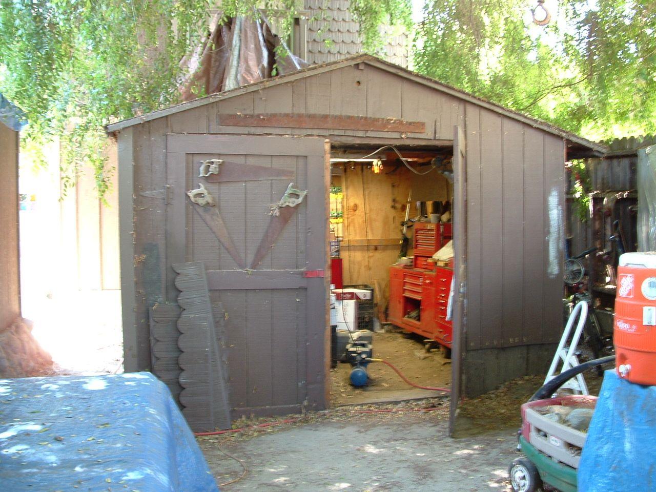 vintage garage dirt floor Google Search Outdoor
