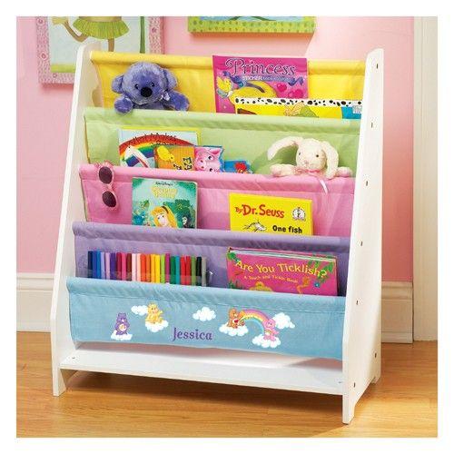 Care Bears A Lot Canvas Bookshelf