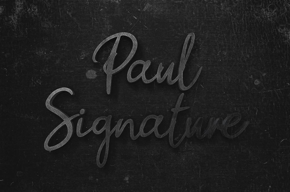 Download Paul Signature - Free Font | Free font, Free fonts online ...