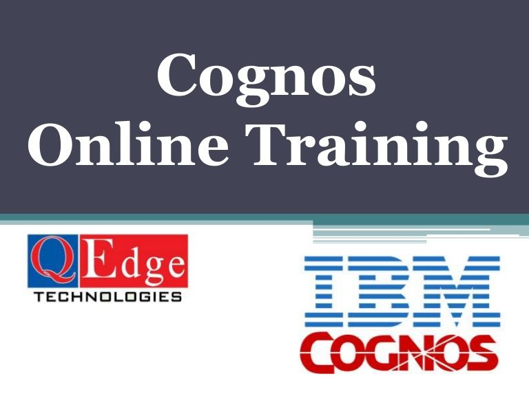 What is Cognos? Watch Overview on IBM Cognos BI Reporting Tool ...