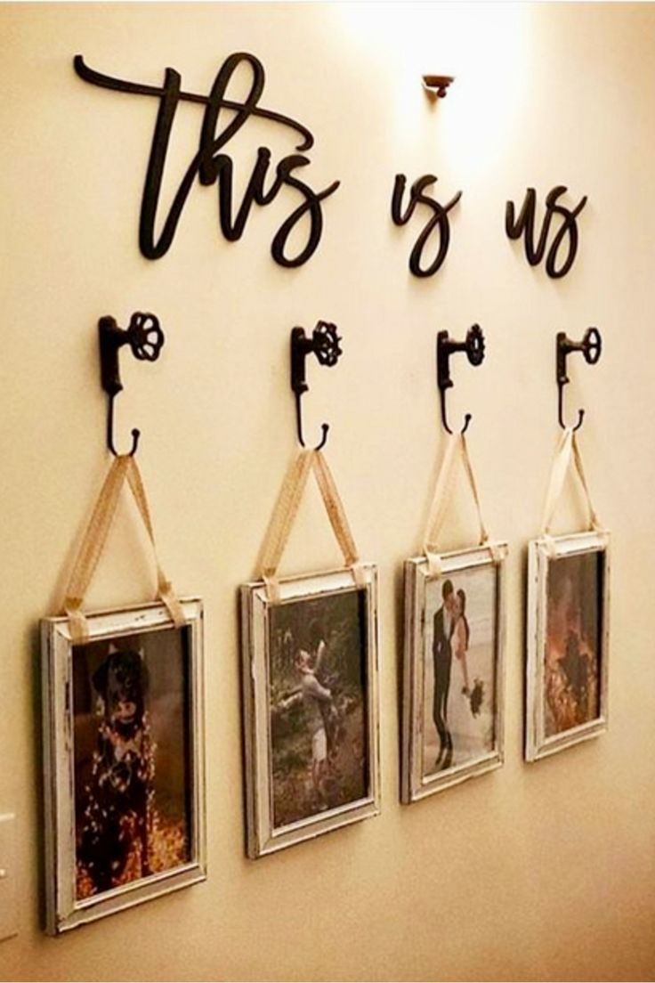 DIY Gallery Wall Ideas - Accent Wall Decorating Ideas To Copy - Decluttering Your Life