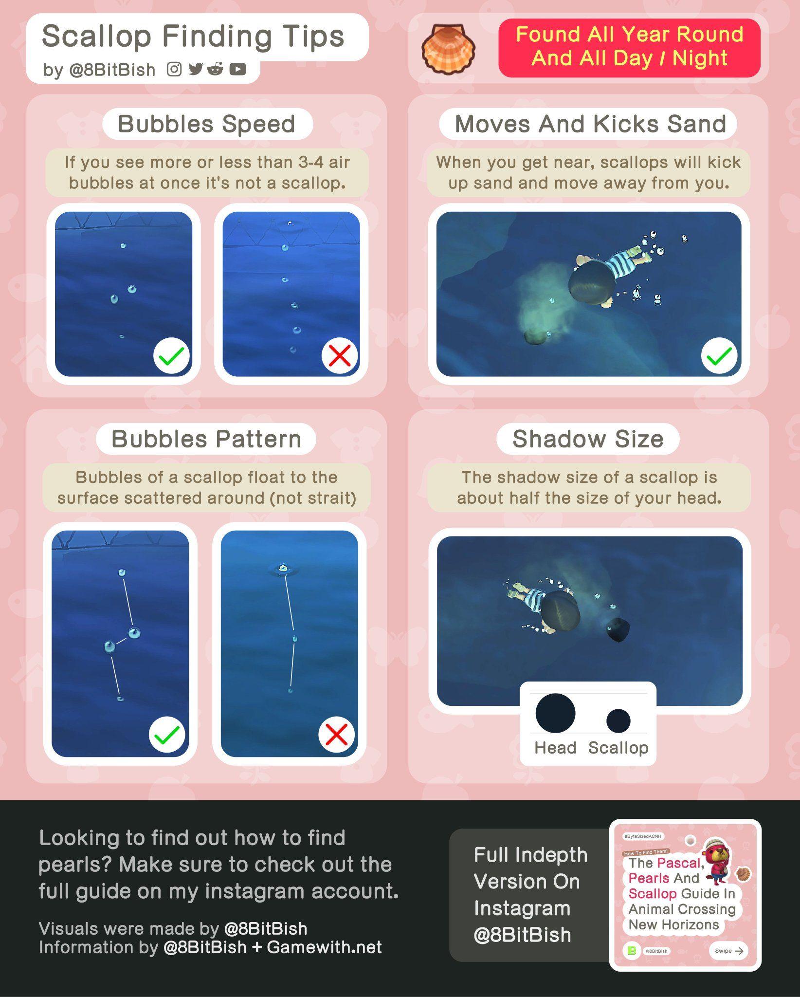 10++ Bubbles in ocean animal crossing ideas