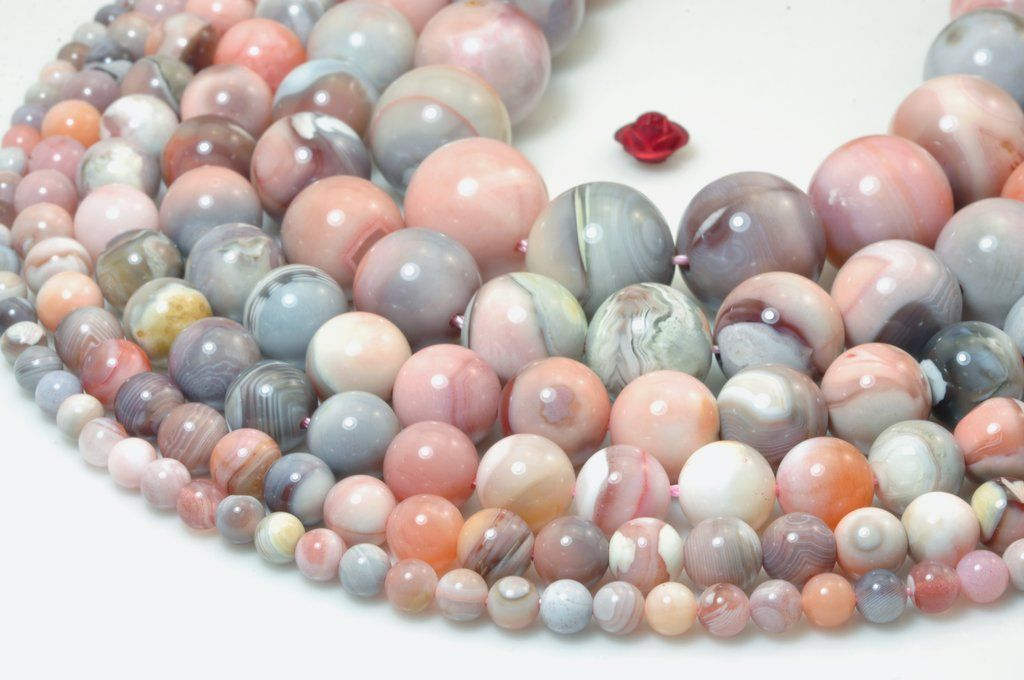 "10mm Brazilian Multicolor Red chalcedony Round Gemstone Loose beads 15""AAA"