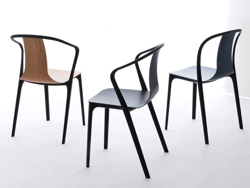 Ronan Erwan Bouroullec Debut Belleville Collection For Vitra Vitra Chair Furniture Chair Chair
