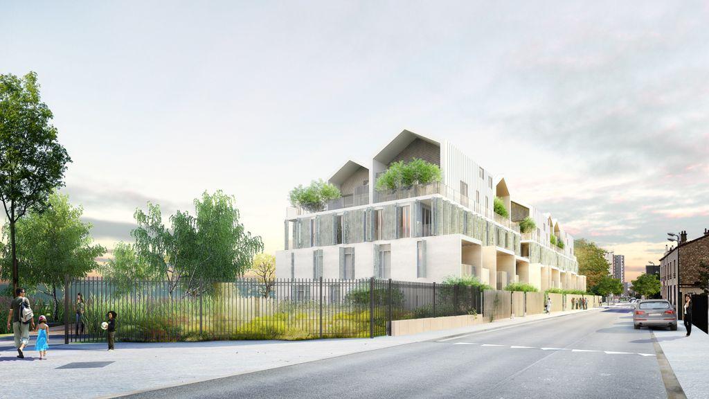 Danton - Naud & Poux Architectes