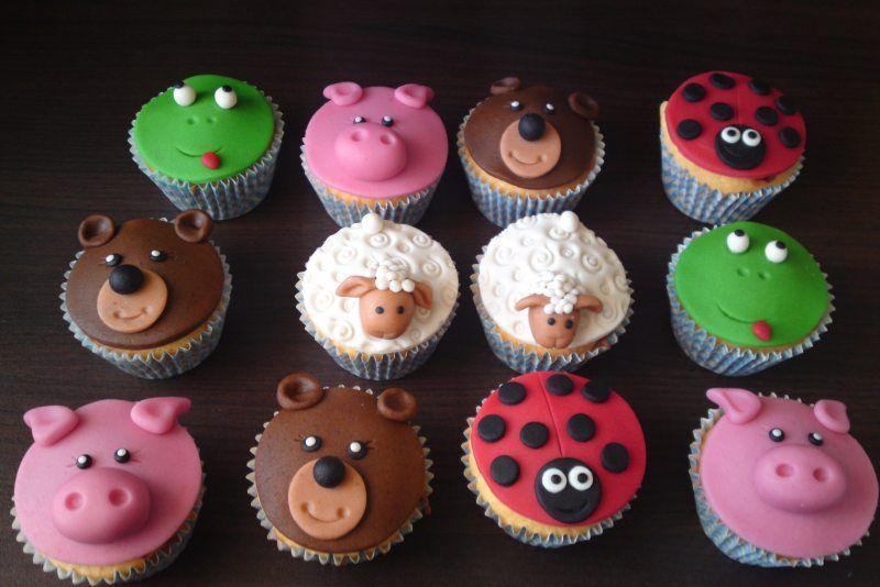 cupcakes 20voor 800 534 pixels taart bewerken pinterest dieren dieren en met. Black Bedroom Furniture Sets. Home Design Ideas