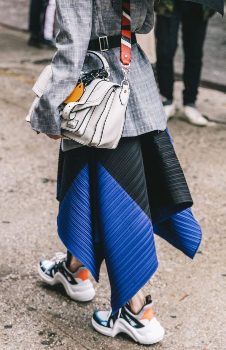 Trendy Shoes Sneakers For Street Style