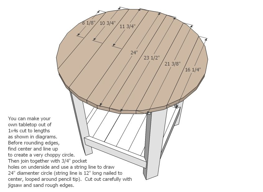 Benchright Round End Tables Round Patio Table Round End