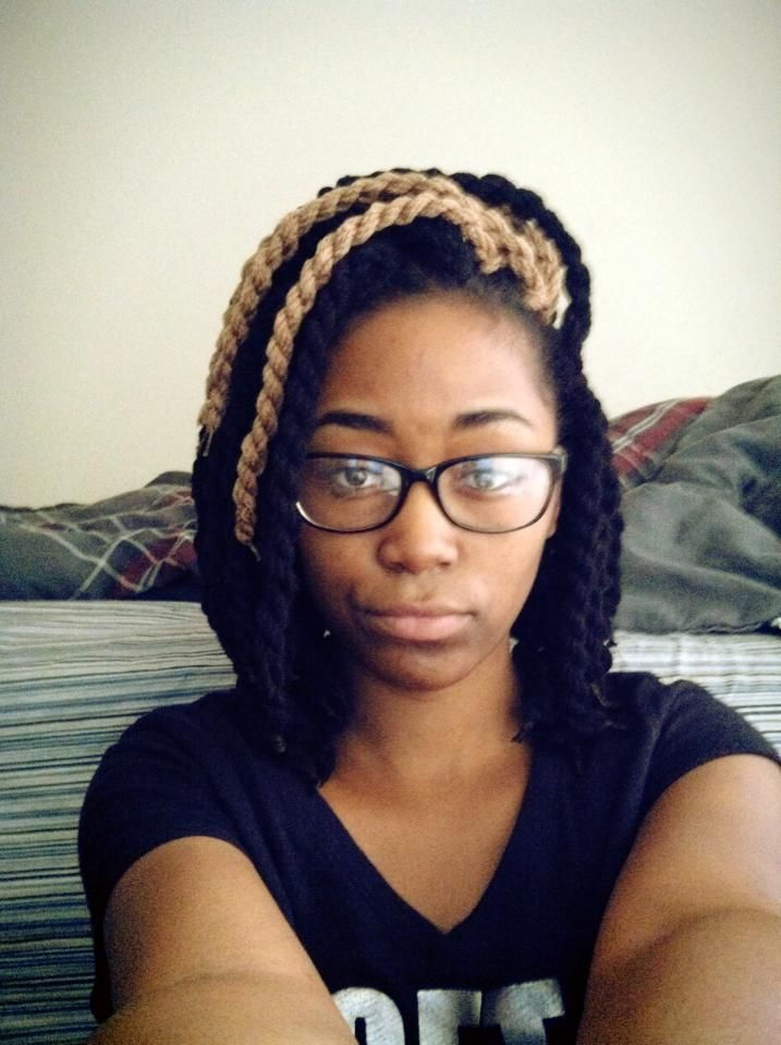 Crochet Yarn Twists Naturalhair Yarn Twist Braids Hair Styles