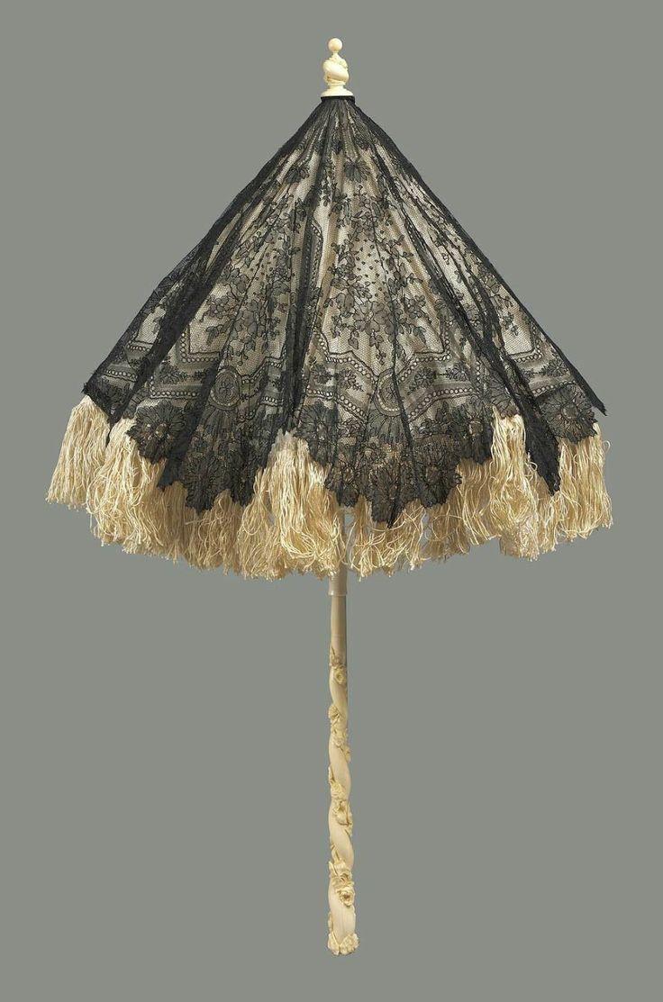 Victorian Parasols Black Parasol Lace Parasol Umbrellas Parasols