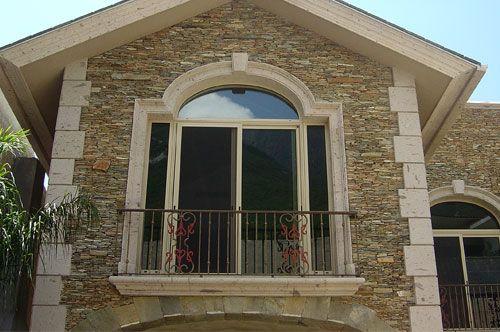 Como hacer fachadas en piedra buscar con google - Casas con fachadas de piedra ...