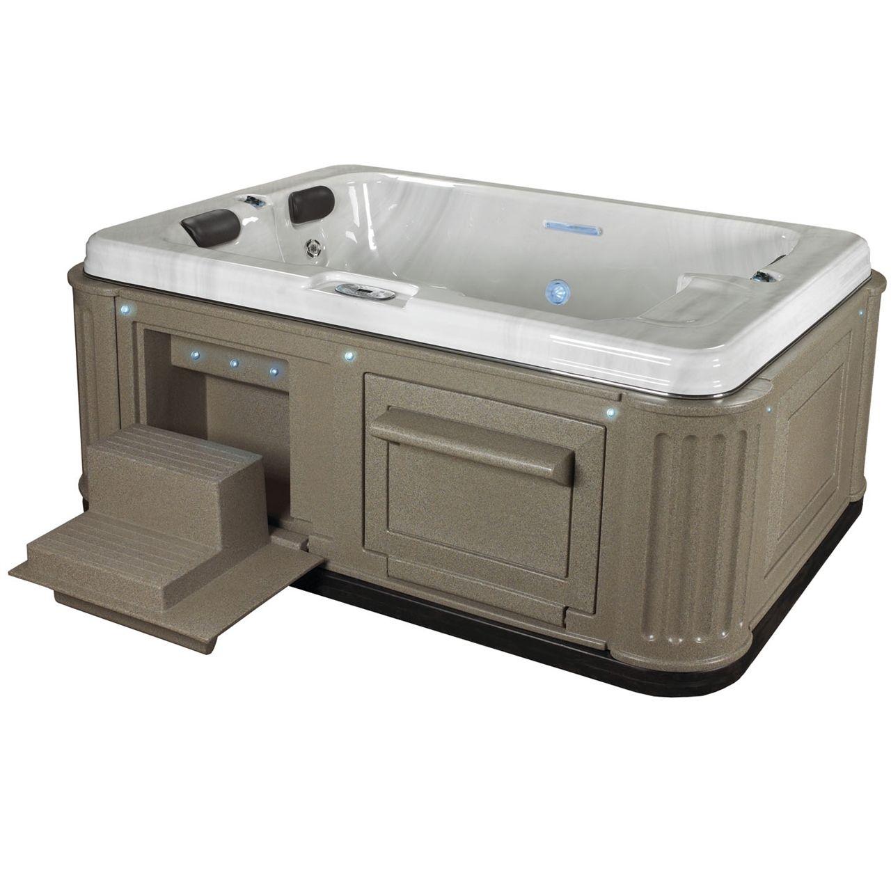 monaco hot tub spa hot tubs