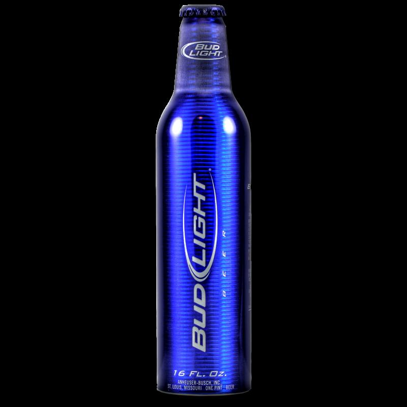Bud Light Bud Light Bottle Vodka Bottle