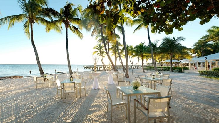 Casa Marina Resort Beach Club Key West Florida Hotel Wedding Reception Venue