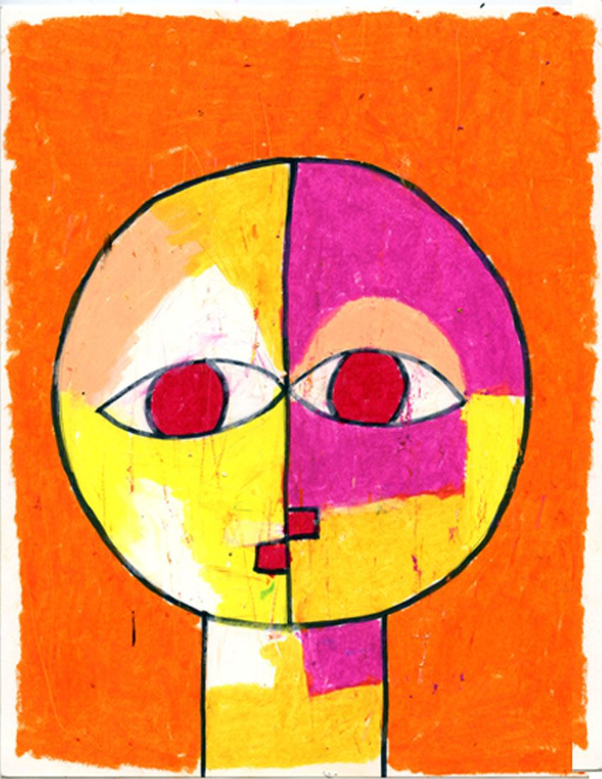 Art Projects For Kids Artist Paul Klee Art Kids Art Projects Art Projects
