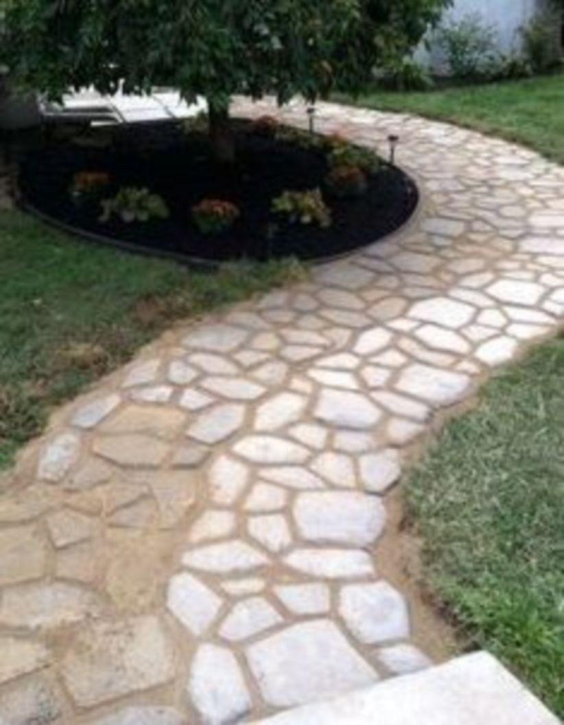 42 amazing diy garden path and walkways ideas | amazing diy garden