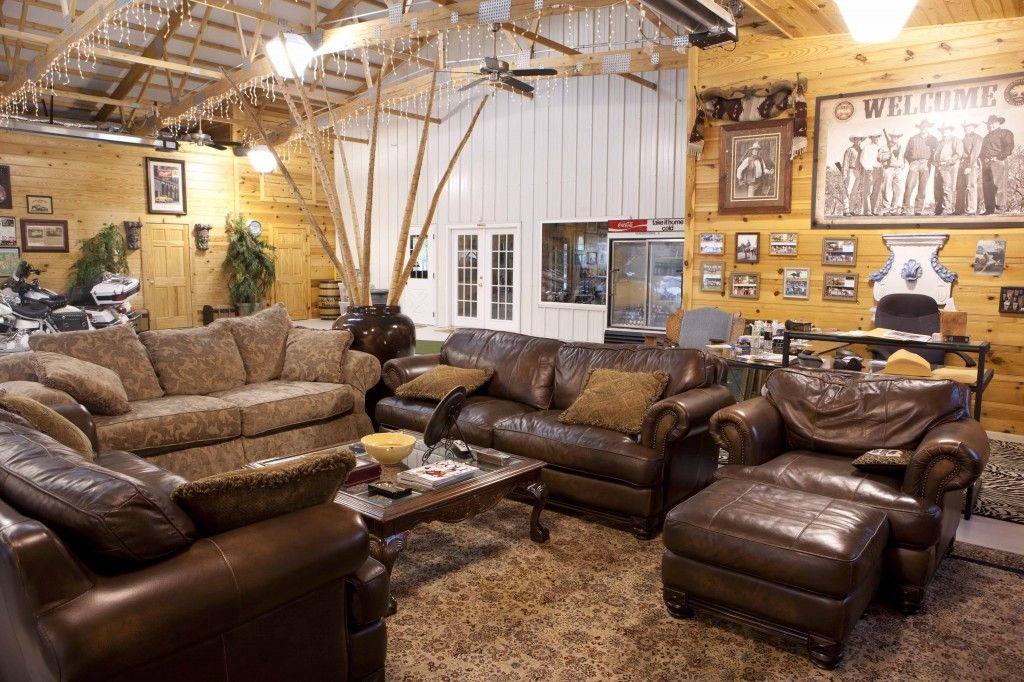 Hobby garage