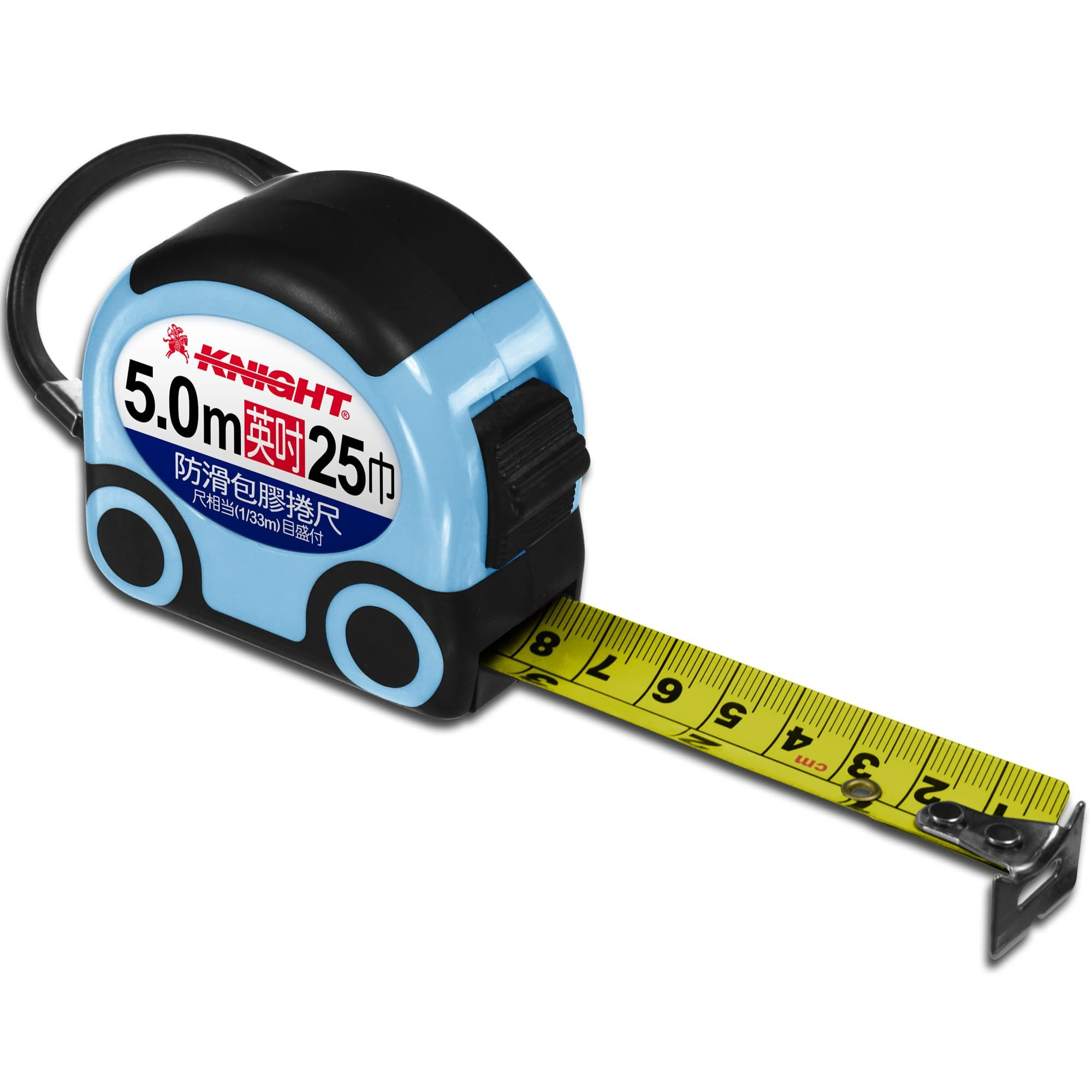Easy To Read Scale Markings Retractable Tape Measure