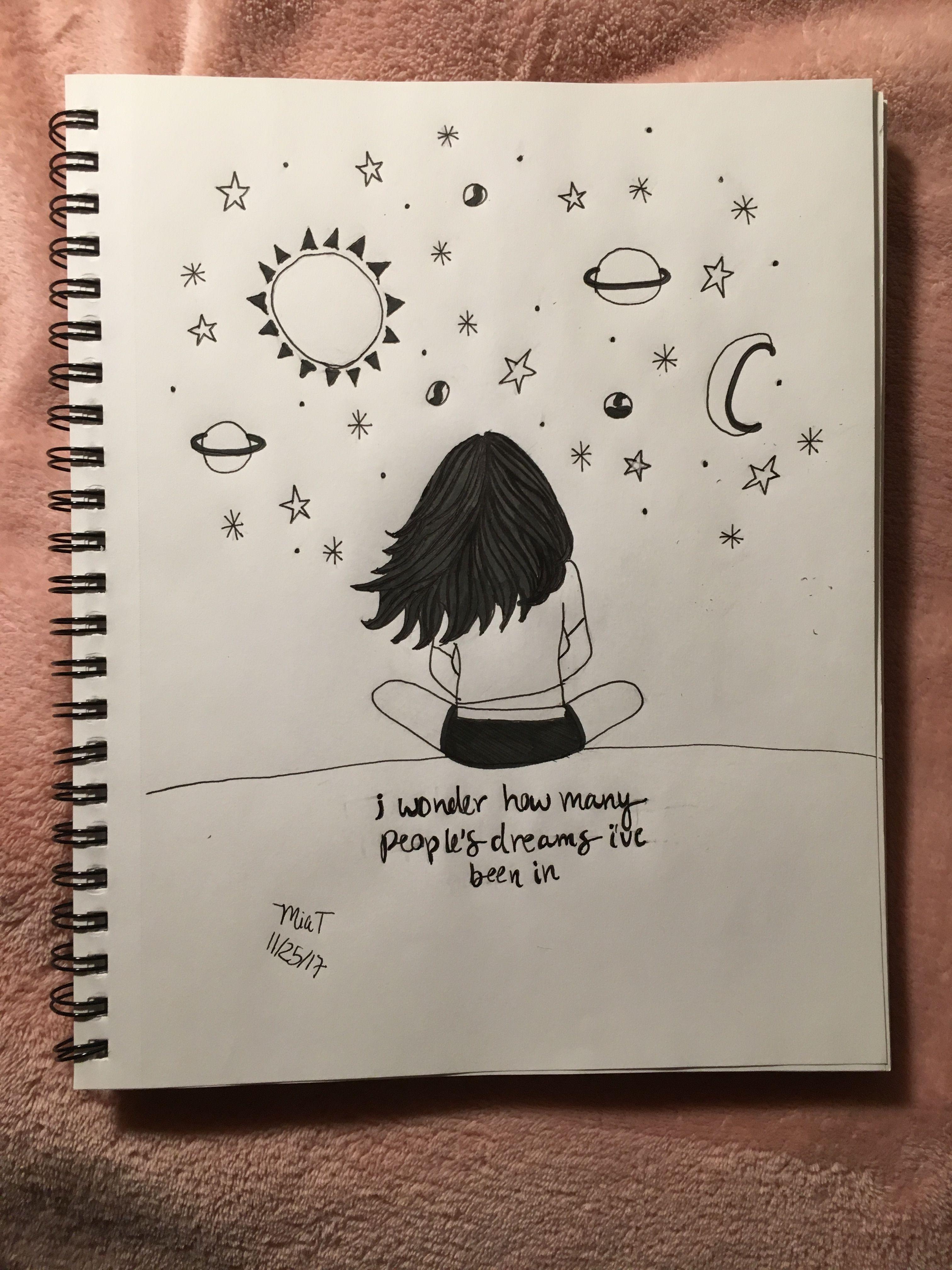 Милые картинки с надписями для срисовки карандашом