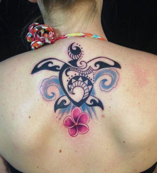 Tribal Schildkröte Tattoos Bedeutung Tatts Pinterest Tattoos