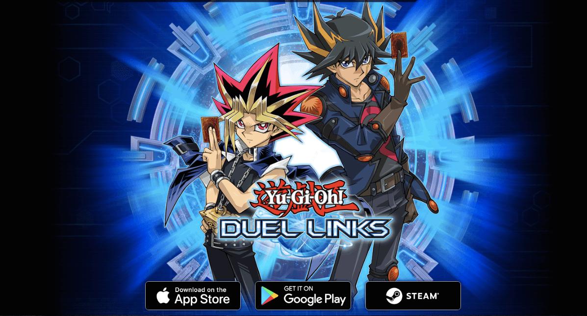 Duel Links de YuGiOh! alcanza 90 millones de descarga