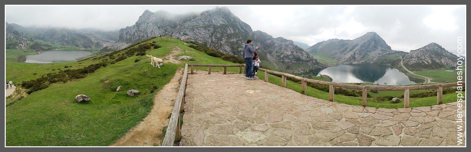 Ruta Lagos De Covadonga En Los Picos De Europa Lagos De Covadonga Picos De Europa Rutas De Senderismo