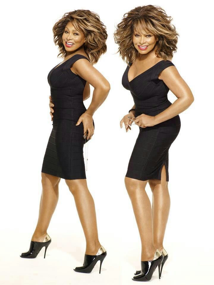 tina turner at 73 yrs old - i know it's a photo-shoot but she looks
