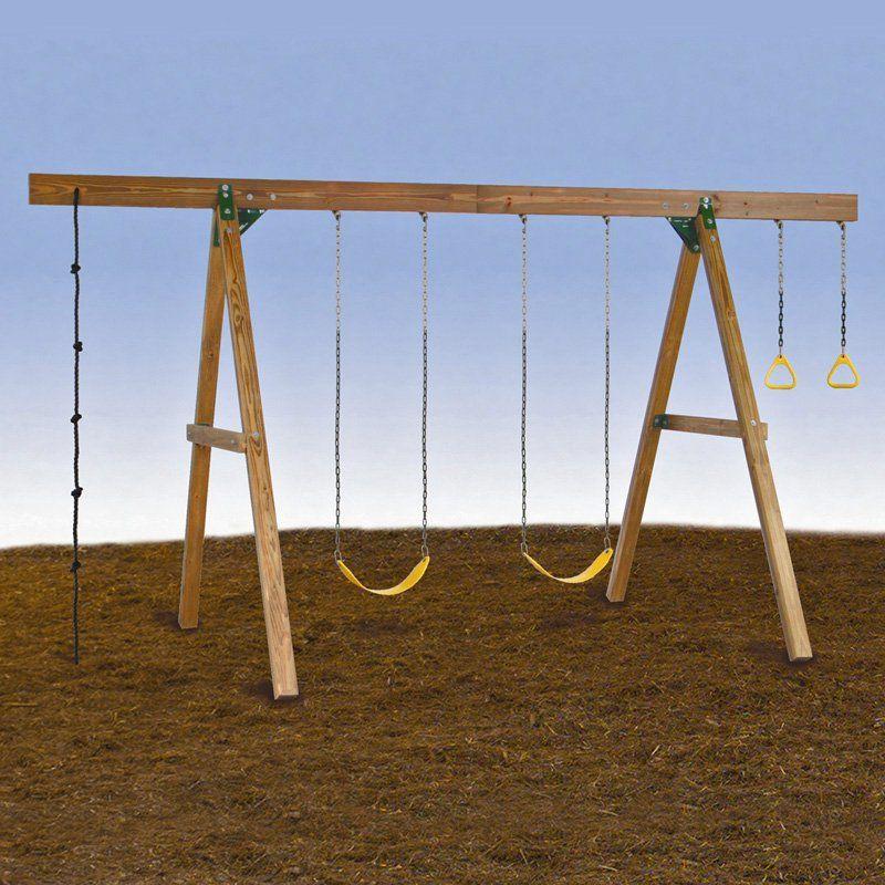 Build Swing Frame Plans Balanco De Madeira Balancos De Madeira Balancos De Quintal
