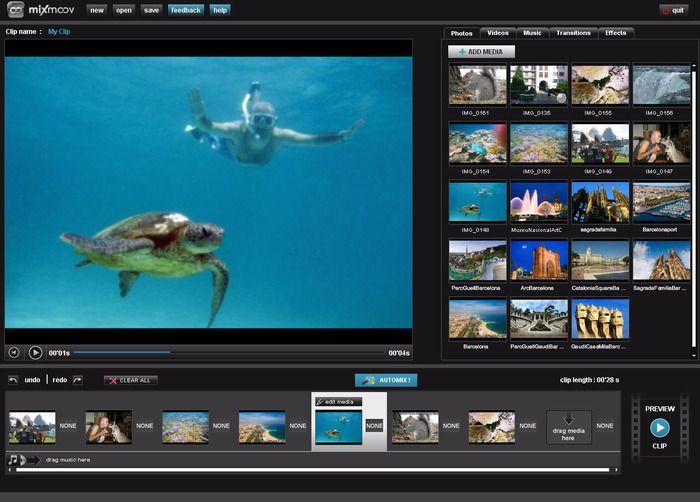 Top 10 Best Online Video Editors For Video Editing Online Video Editor Free Online Videos Video Online