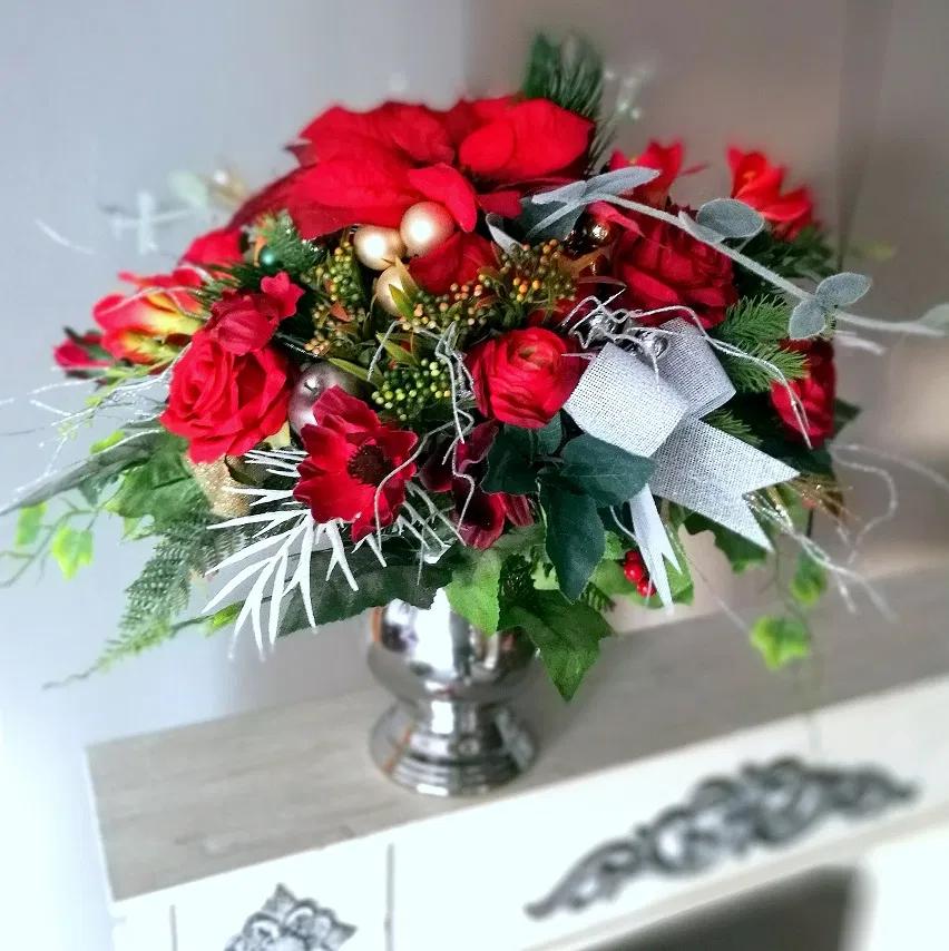 Klasyczna Dekoracja Swiateczna Nr 268 Swiateczne Atelier Christmas Wreaths Decor Holiday Decor