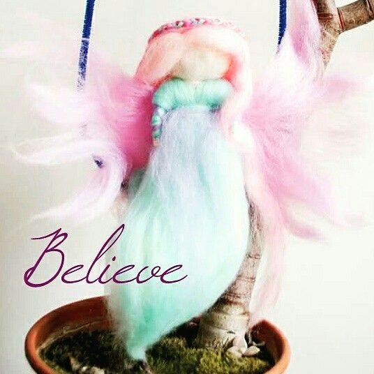 Fairy by Por um Fio toyart