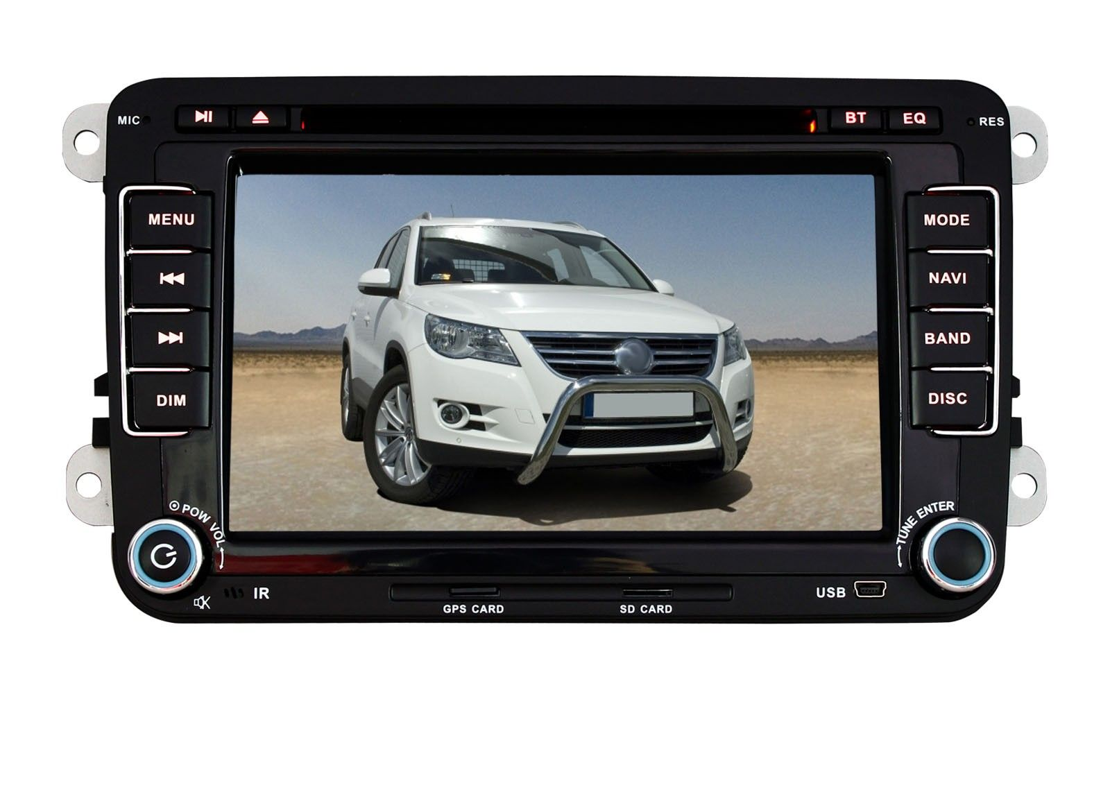 Aftermarket pure android 4 2 twin din car dvd gps navigation with 7 inch hd capacitivetouch screen