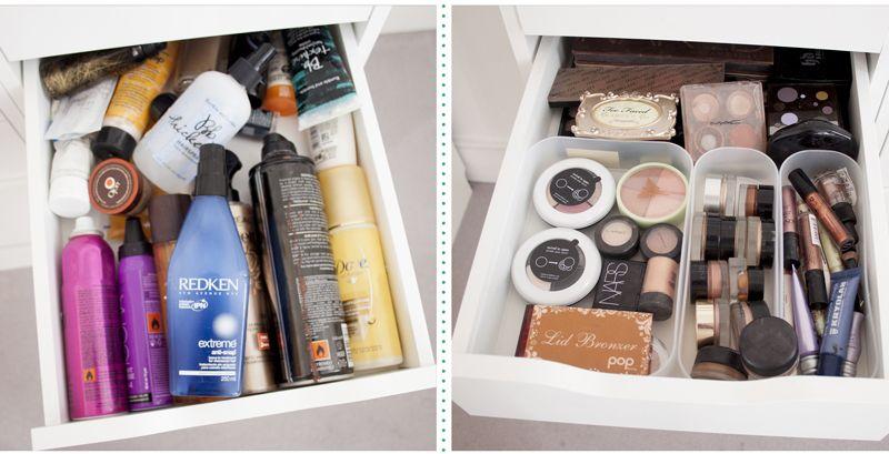 Llymlrs Makeup Collection Storage Ikea Alex 9 Drawer Unit
