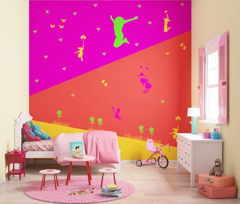 الوان حوائط غرف نوم اطفال Kids Room Paint Room Paint Home Decor