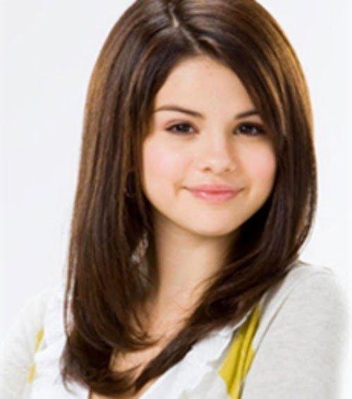 Model Potongan Rambut Layer Panjang Untuk Wajah Bulat Hairstyle For Circle Face Hairstyles For Round Faces Cool Hairstyles