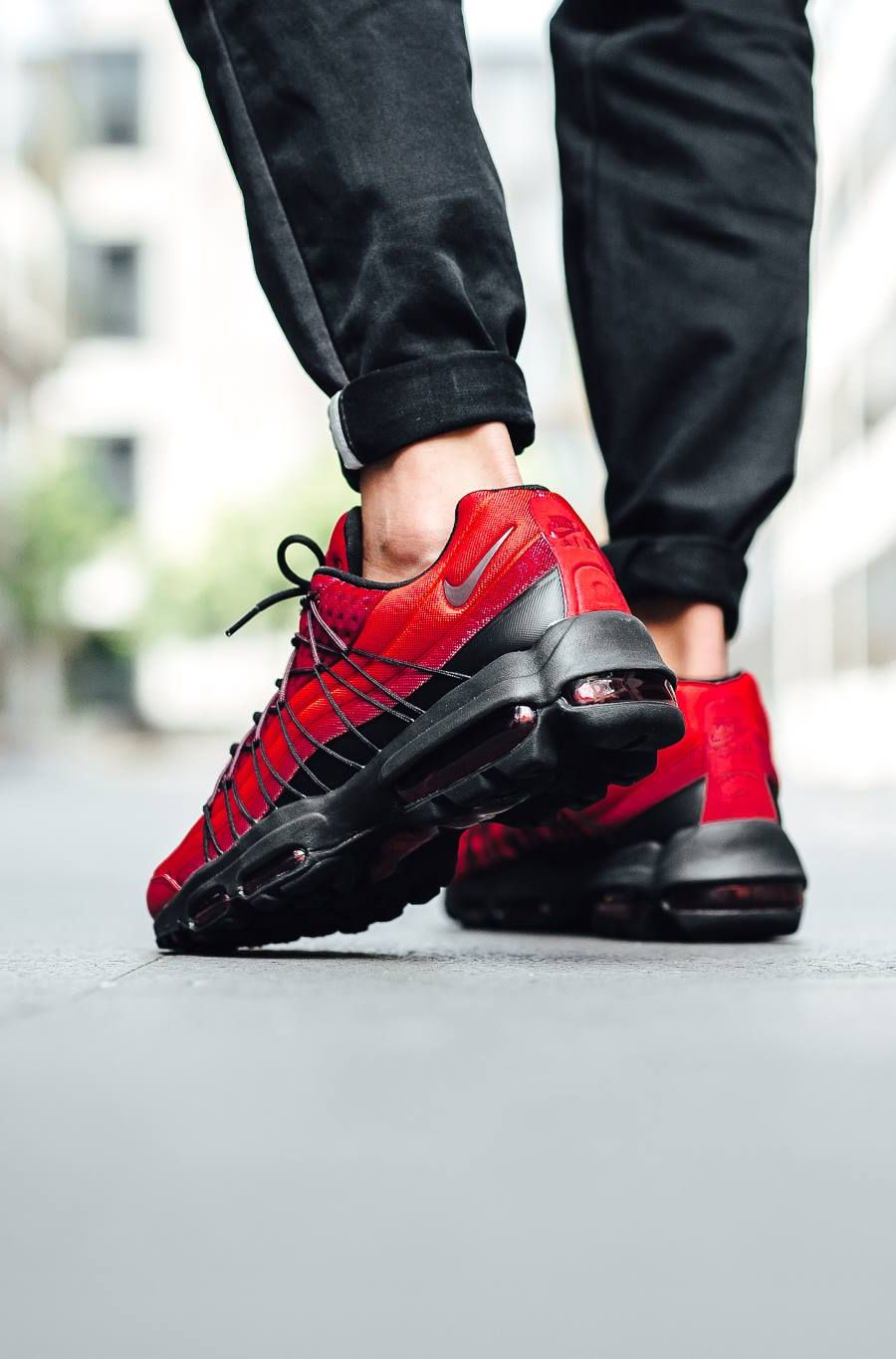 quality design db7b5 b1fec Nike Air Max 95 Ultra SE (via Kicks-daily.com)