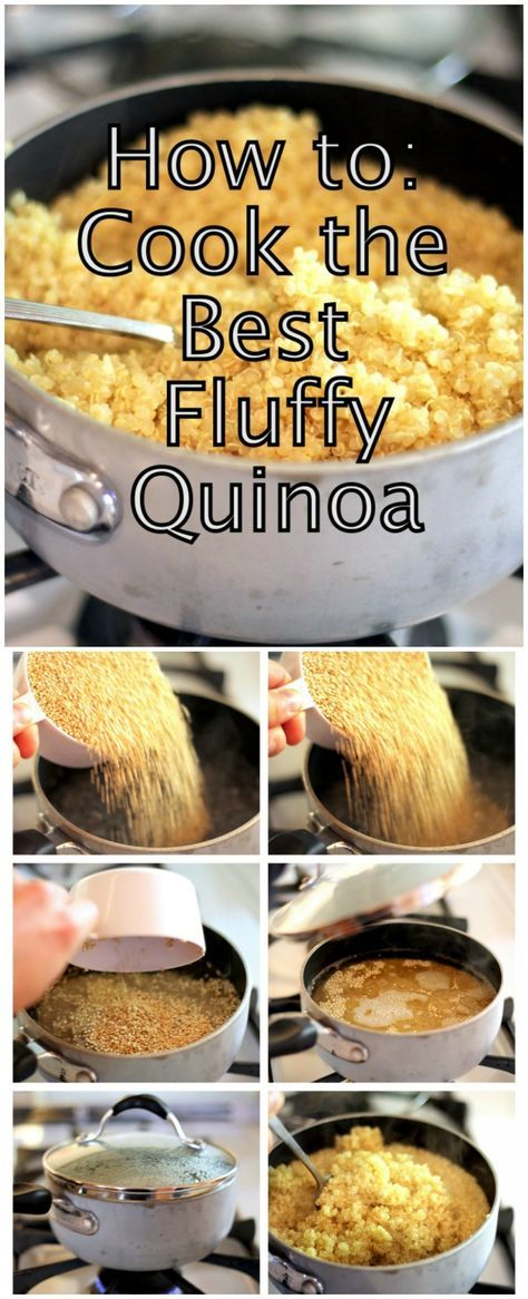 Photo of How to: Cook the Best Fluffy Quinoa {plus recipes!}