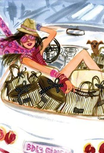 Bendels<3 #HB Henri Bendel #henribendel #illustrations #wendyheston likes #shopbendel #charmiesbywendy loves #henribendelilustrations