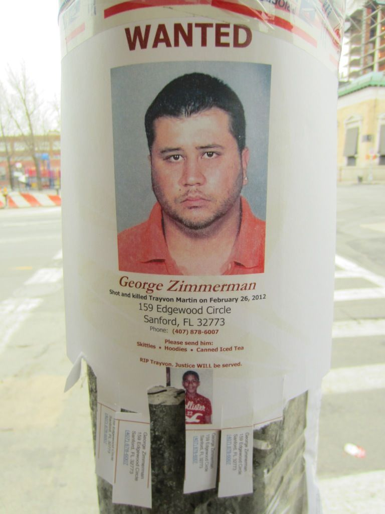 zimmerman: wanted