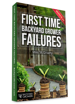 First Time Backyard Grower Failures Study N Review