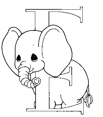 Image82 Png Image Precious Moments Coloring Pages Elephant Coloring Page Coloring Books