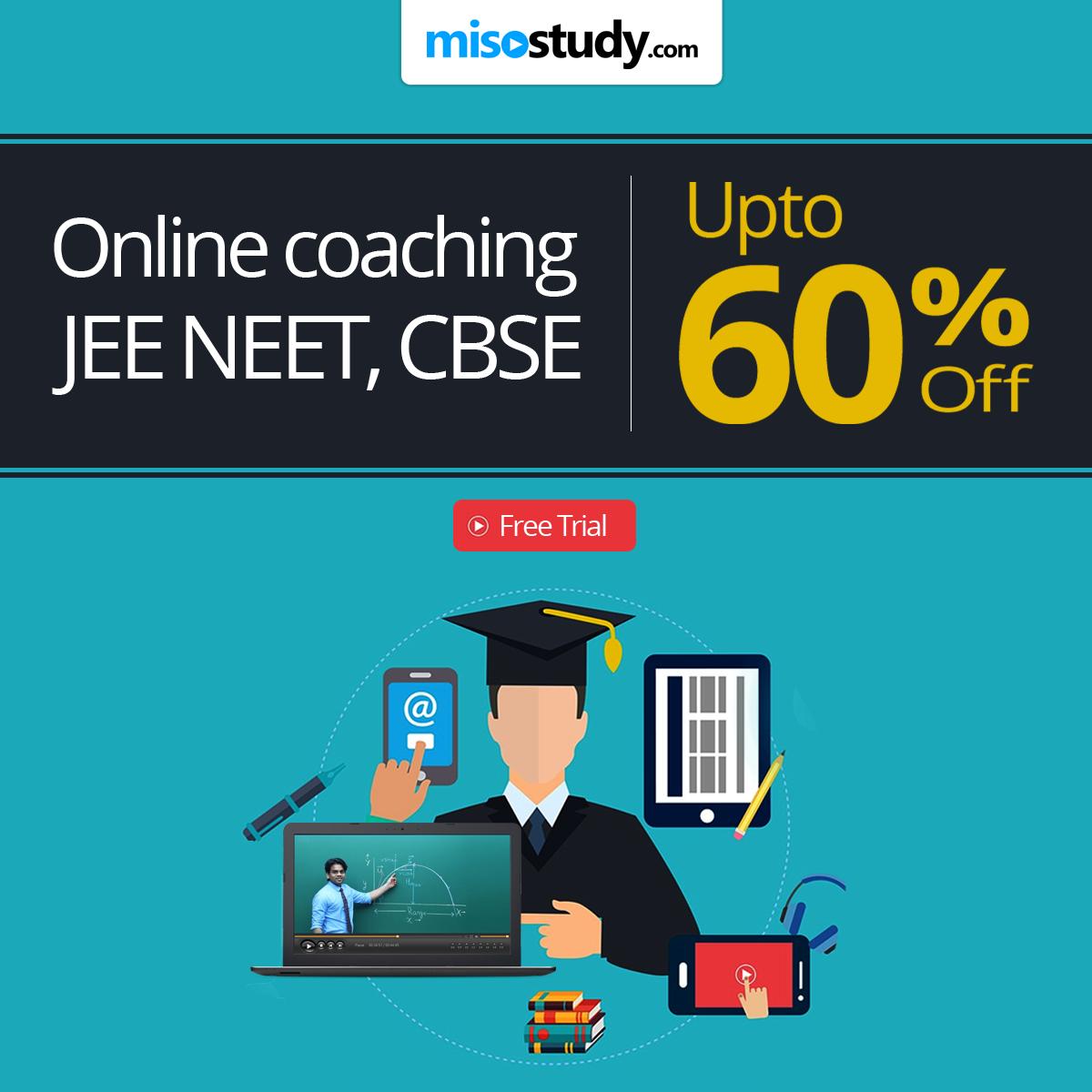 Jee Neet Cbse Online Coaching Misostudy Online Coaching Online Courses Faculties