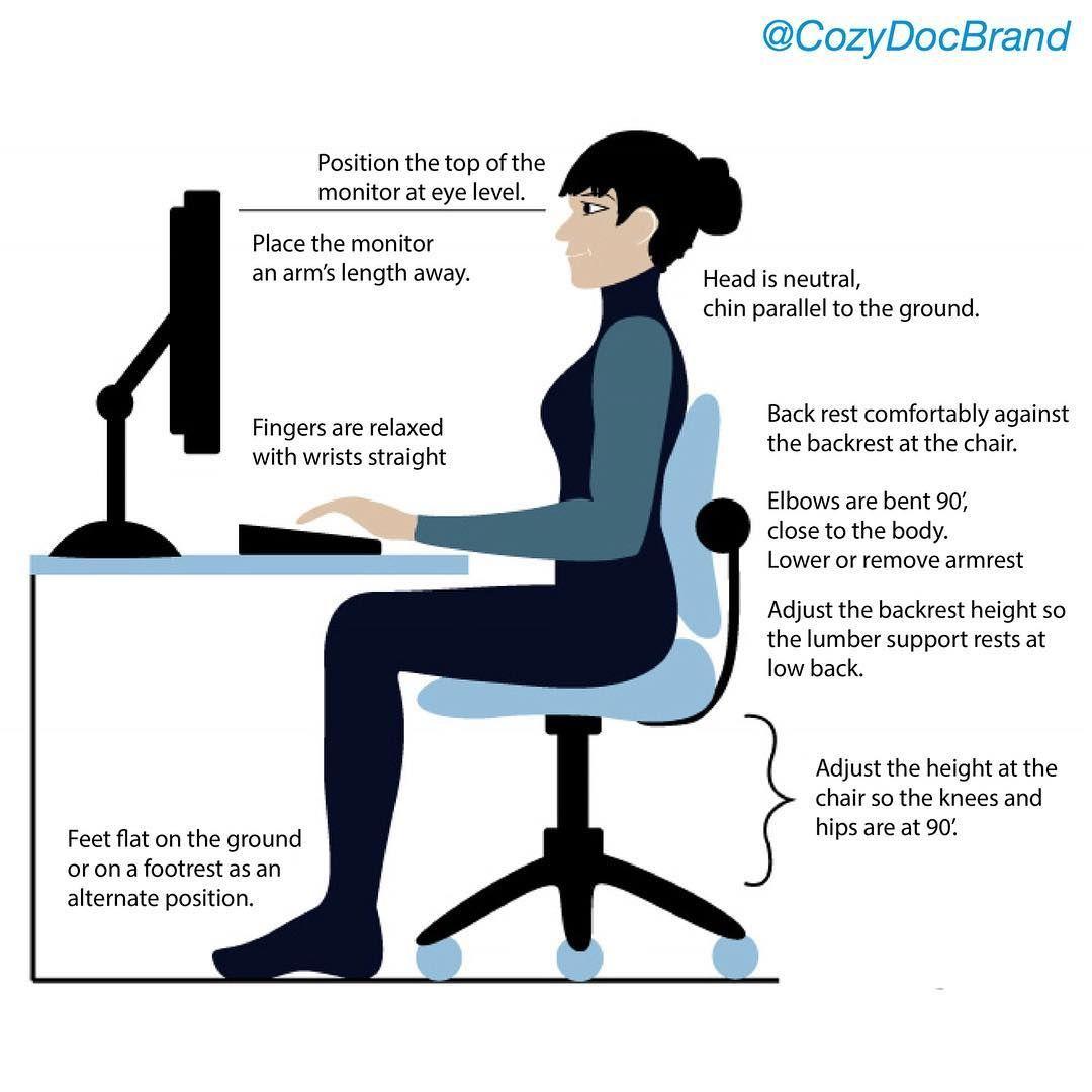 Pin On Improving Posture