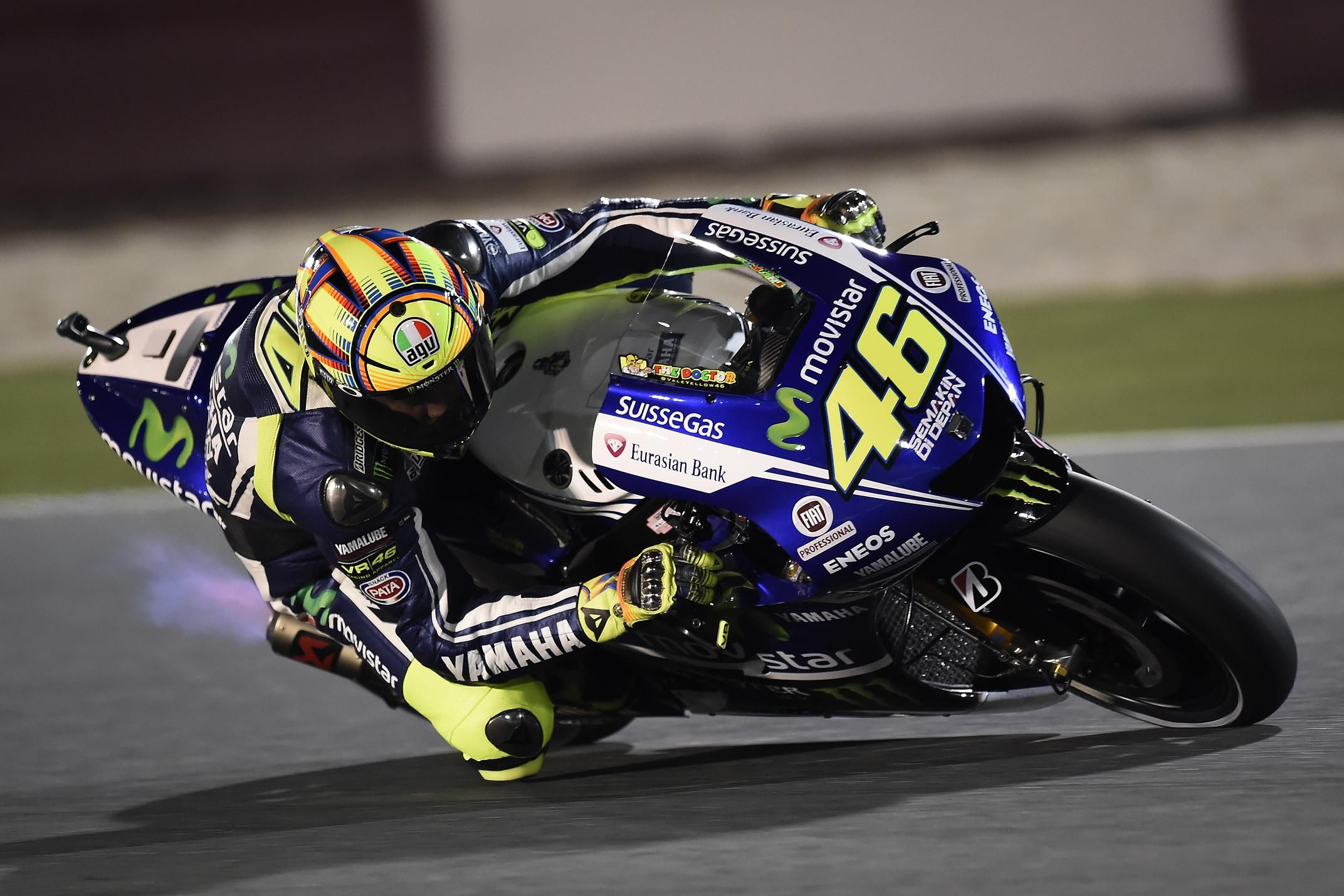 valentino rossi movistar yamaha 2014 motogp wallpaper wide or hd male celebrities wallpapers. Black Bedroom Furniture Sets. Home Design Ideas